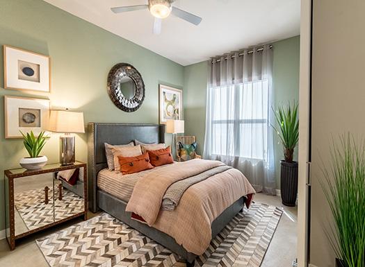 Bell Lancaster Bedroom