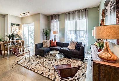 Bell Lancaster Living Room
