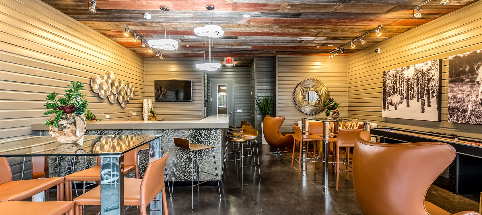 Bell Lancaster Resident Lounge